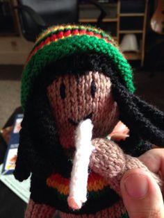 Mer'rasta'maid Maid, Knitting, Tricot, Cast On Knitting, Stricken, Crocheting, Knits, Yarns, Stitches