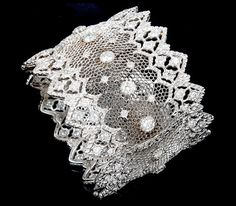 BUCCELLATI Diamond Bangle