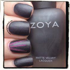Tunay Na Mahal: Zoya: Matte Velvets Re-Release.