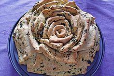 Kräuterbrot-Rose recipe (chefkoch)