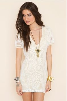 nasty gal shirt dress