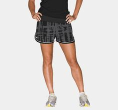 """Women's UA Great Escape Printed 3"""" Shorts 