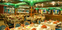 disney wonder ship buffet | Disney Wonder. Ресторан Parrot Cay