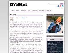 Stylobal interview Pocket London co-founder, Louise Thompson