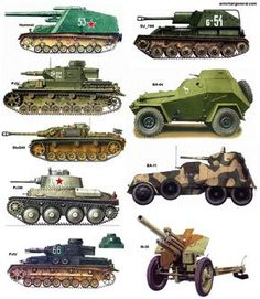 Veículos de Guerra Russos | THECAB - The Concept Art Blog
