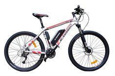 Nuevos modelos bicicletas eléctricas mountain bike MASHED y BRAVE de 27.5 pulgadas