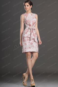 Está en busca de eDressit De Moda Sin Manga Vestido de Coctel Vestido para  Fiesta (03130701) en precios más bajos a23dc6cbbdf9
