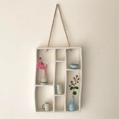 """Some cracks on shelves,, 😭I have to keep this on my wall. Some cracks on the shelves, """"I have to keep this on my wall. and crafts Ceramic and pottery garlic holder Pottery Tools, Slab Pottery, Ceramic Pottery, Ceramics Projects, Clay Projects, Clay Crafts, Wooden Crafts, Ceramic Wall Art, Ceramic Clay"""