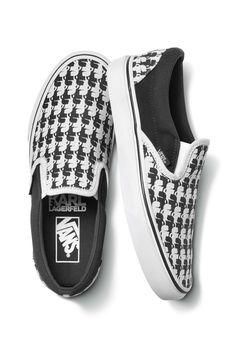 Bough these Vans x Karl Lagerfeld!