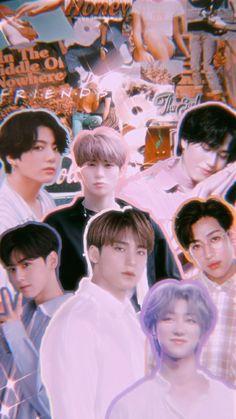 Yugyeom, Got7, Cute Tumblr Wallpaper, Lines Wallpaper, Mingyu, Kpop Boy, Jaehyun, Monsta X, Shinee