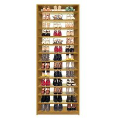 Shoe closet, shoe closet, shoe closet!