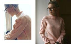 Handmade sweater in wool fabric #NordandNovels #NordNovels #SS16