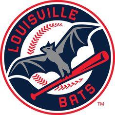Nuevo Logo e identidad para el equipo de baseball Louisville Bats | El poder de las ideas