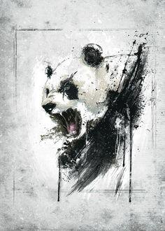 Angry+Panda