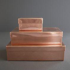 Syuro - Copper Square cans