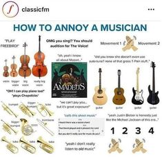 """17 Classical Music Memes For All The Cultured Minds - Funny memes that """"GET IT"""" and want you to too. Get the latest funniest memes and keep up what is going on in the meme-o-sphere. Music Memes Funny, Choir Memes, Marching Band Memes, Music Jokes, Flute Memes, Funny Band Memes, Choir Humor, Funniest Memes, Musician Memes"""