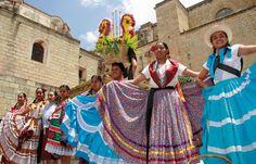 #Guelaguetza, #Oaxaca, #Mexico #Spanish