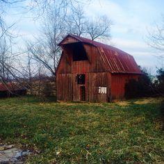 Barn. Arkansas.