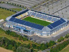 Benteler Arena - SC Paderborn 07, Germany