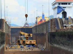Panama Canal expansion work has uncovered an unexpected trove of archaeological treasures..