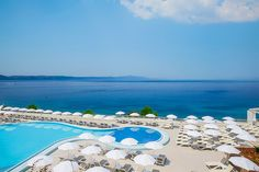 Adriatic Beach by Karisma - Fritidsresor, Kroatien. Swim-outpool, all inklusive, nybyggt 2015.