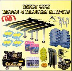 Paket Cuci Motor 4 Hidrolik MTH-403