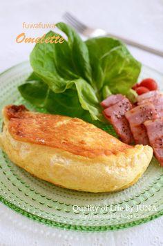 ふわふわオムレツ by JUNA(神田智美) 「写真がきれい」×「つくりやすい」×「美味しい」お料理と出会えるレシピサイト「Nadia | ナディア」プロの料理を無料で検索。実用的な節約簡単レシピからおもてなしレシピまで。有名レシピブロガーの料理動画も満載!お気に入りのレシピが保存できるSNS。