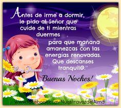 BUENAS NOCHES, DIOS