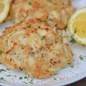 Lump Crab Meat Recipes, Crab Cake Recipes, Best Seafood Recipes, Fish Recipes, Appetizer Recipes, Crab Appetizer, Appetizers, Shrimp Recipes, Dinner Recipes
