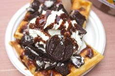 Poffertjesking 28th October, Tuesday, Waffles, Goodies, Friday, Night, Breakfast, Food, Sweet Like Candy