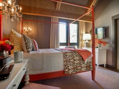 HGTV Dream Home 2014 : Guest Bedroom Pictures