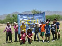 As the culmination of Grade 5 and its study of ancient civilizations, Tucson  Waldorf School fifth graders compete in the Pentathlon.