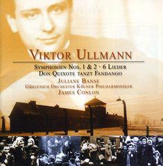 Viktor Ullmann - Ullmann: Symphony No 2/6 Lieder, Op. 17/Concerto for Orchestra/Don Quixote Tanzt Fandango, Black