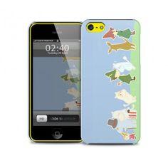 Cute Moomin  - iPhone 5C Case