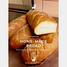 ☕️ Zu unserem leckeren Frühstück gehört auch frisch gebackenes Brot, das unser Küchenchef Lorenzo jeden morgen für Sie vorbereitet! Kommen Sie vorbei im San Rocco Berlin und genießen Sie auch weitere Köstlichkeiten wie selbstgemachte Torten, verschiedene Eiervariationen und vieles mehr! 🍪🍓🍞 #frühstück #bread #tasty #goodmorning #goodstart #haveaniceday