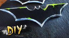 DIY Worbla Batarangs · Goma EVA Foam · Cosplay Prop Replica Tutorial Turn on English subtitles