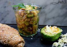 eine kulinarische reise....: avocado mit ei, im ofen gebacken, #CookingwithFilippoBerio, #IAmAFoodLover