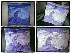 Gonna do one side cushion kokadi wunderland andnone side crochet granny squares