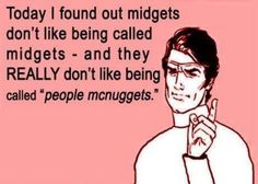 people mcnuggets!!!
