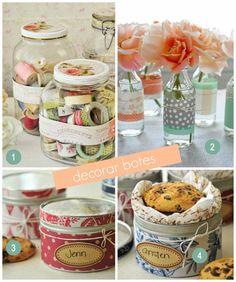 Cómo decorar con papeles de scrapbooking - Handbox | Craft Lovers