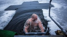 Taking the icy plunge for Epiphany | CTV News