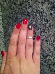 Husker Nails Pinterest Makeup Hair And Nail