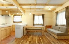 piece_shu_03 Kitchen Island, Home Decor, Island Kitchen, Decoration Home, Room Decor, Interior Design, Home Interiors, Interior Decorating