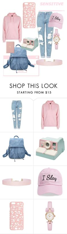"""i slayyyyy"" by romydveen ❤ liked on Polyvore featuring Topshop, Humble Chic, Steve Madden, Miss Selfridge and slay"