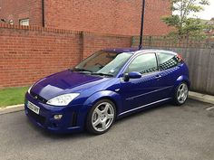 FORD FOCUS RS 2003 - http://www.fordrscarsforsale.com/991