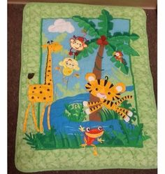 Rainforest N Friends Bedding By Cocalo Forest Baby Crib 9972set My Boy Pinterest And Sets