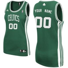 819a5e430c3 Customized Road Tailored Fit Design NBA Swingman Boston Celtics Women Green Adidas  Jerseys Brandon Ingram