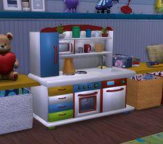 pqSim4: Sims 4. Juguetes Grandes II.