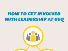 To find out more about the leadership opportunities at USQ check out usq.edu.au/life