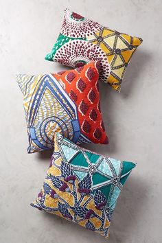 Ceplok Cushion - anthropologie.eu